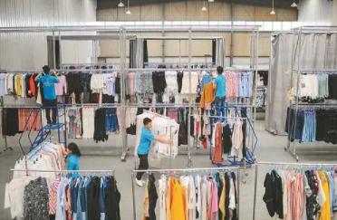 纺织品直播运输的优势